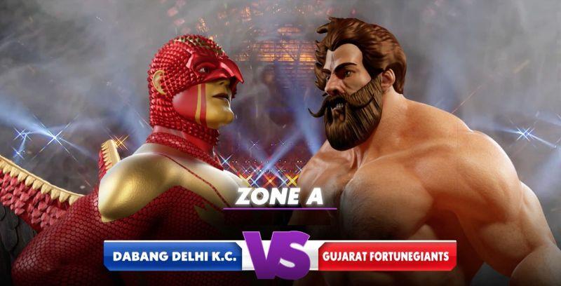 PKL Season 6, Video Highlights: Dabang Delhi vs Gujarat Fortunegiants |  Match 5, 9th October 2018