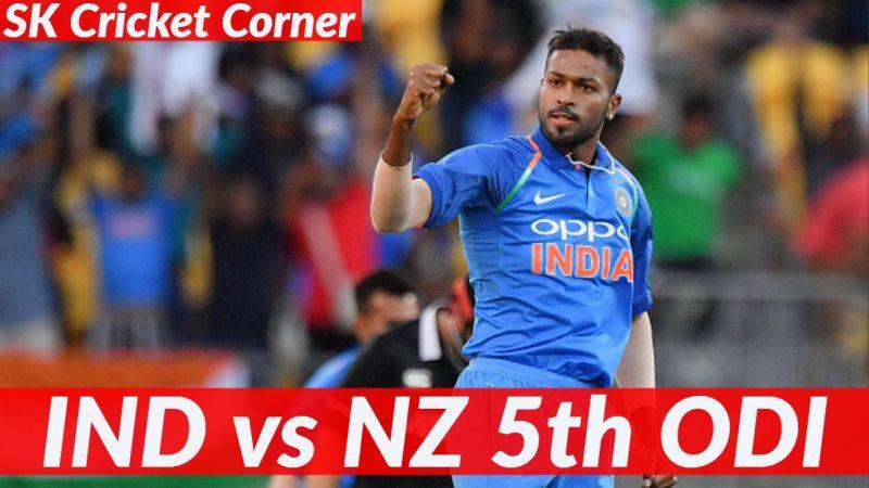 Ind vs NZ 5th ODI | Match Analysis | Cricket News | Sportskeeda Cricket Corner