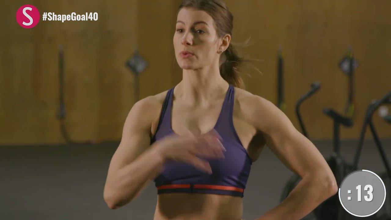 Health & Fitness: Bulgarian split jumps for single leg