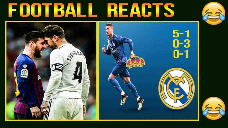 El Clasico Football World Reacts Real Madrid 0 1 Fc Barcelona La Liga 2019