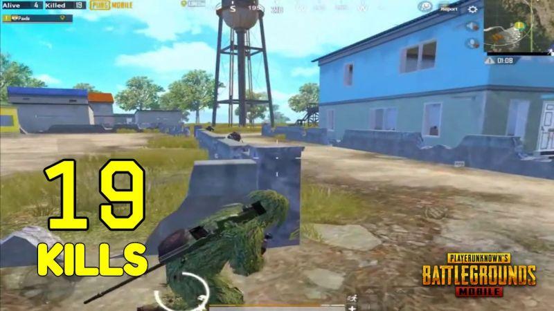 Pubg Mobile Rush Game Play 19 Kills