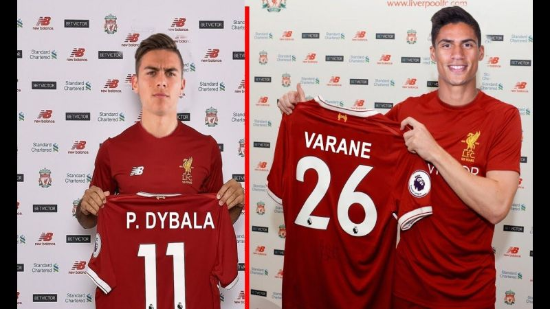 Liverpool Transfer News Liverpool Transfer Targets 2019 Real Madrid To Offer Varane To Get Mane De Ligt To Liverpool