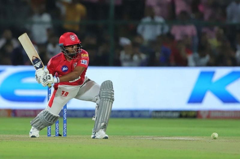 Sarfaraz Khan scored a 29-ball 46 against Rajasthan Royals in IPL 2019