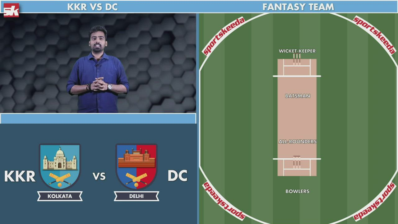 IPL 2019: Match 26, KKR vs DC Dream11 Prediction, Playing XI