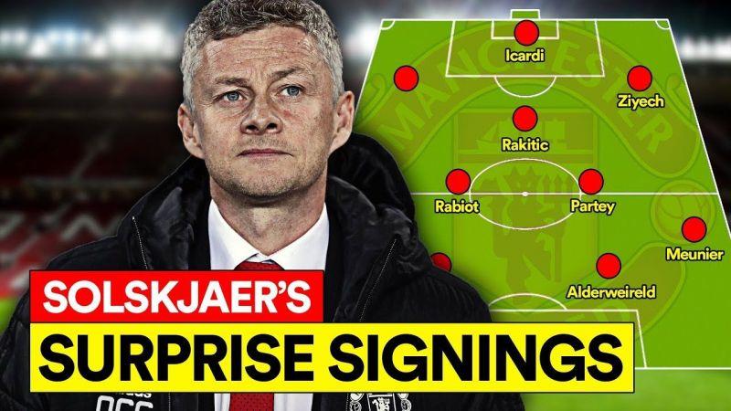 Manchester United Transfer News: Ole Gunnar Solskjaer's Surprise Man Utd  Signings