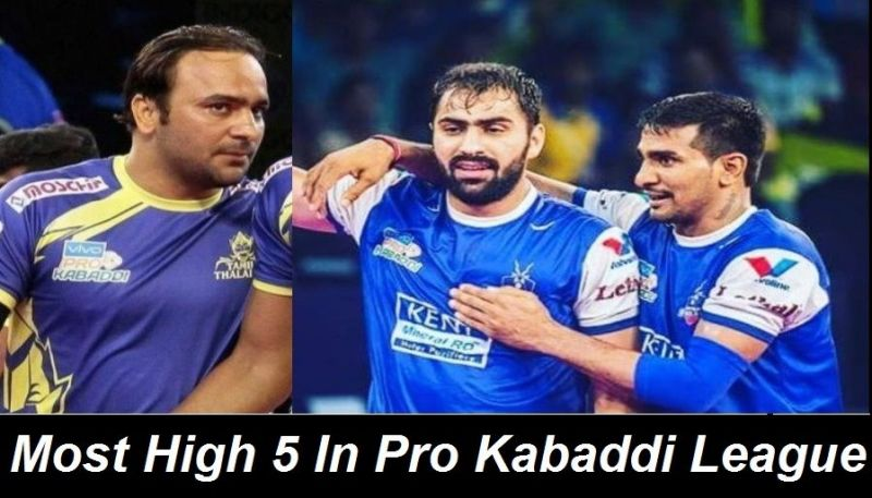 Top 15 Players Ranked By Most Super Raids In Pro Kabaddi