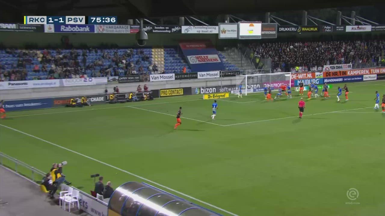 Psv Eindhoven Win 3 1 At Lowly Rkc Waalwijk In Eredivisie