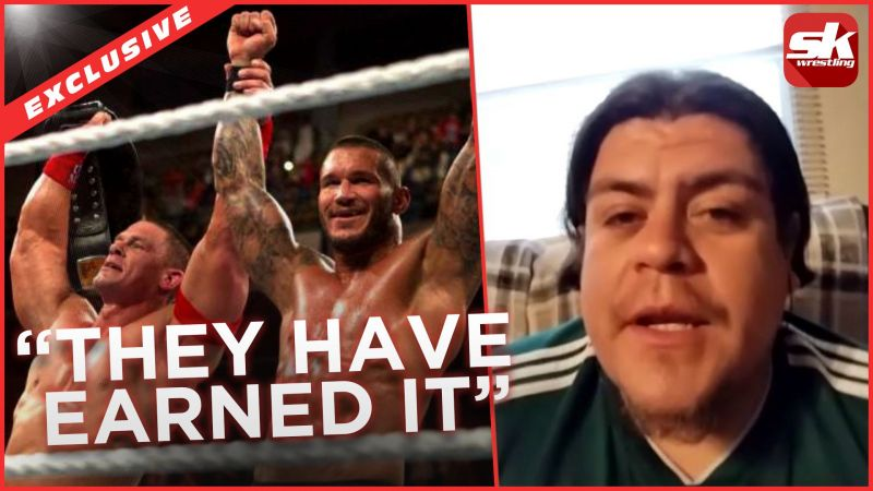 Ricardo Rodriguez wonders if Randy Orton should also step away from WWE temporarily like John Cena
